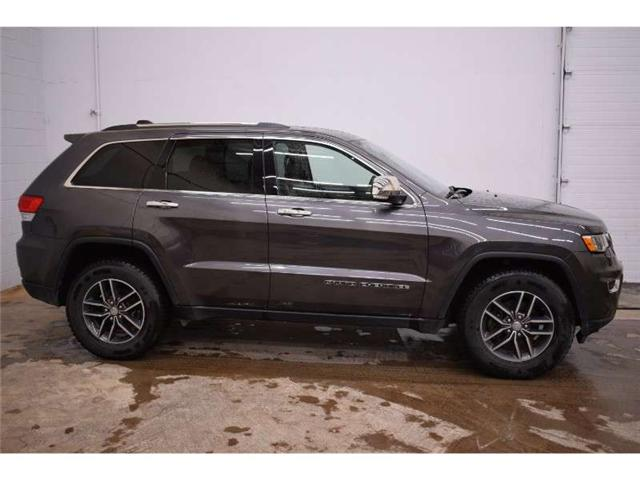2017 Jeep Grand Cherokee LIMITED 4X4 - BACKUP CAM * HTD SEATS * LEATHER (Stk: B3551) in Kingston - Image 1 of 30