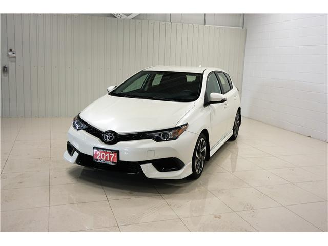 2017 Toyota Corolla iM Base (Stk: P5169) in Sault Ste. Marie - Image 1 of 18