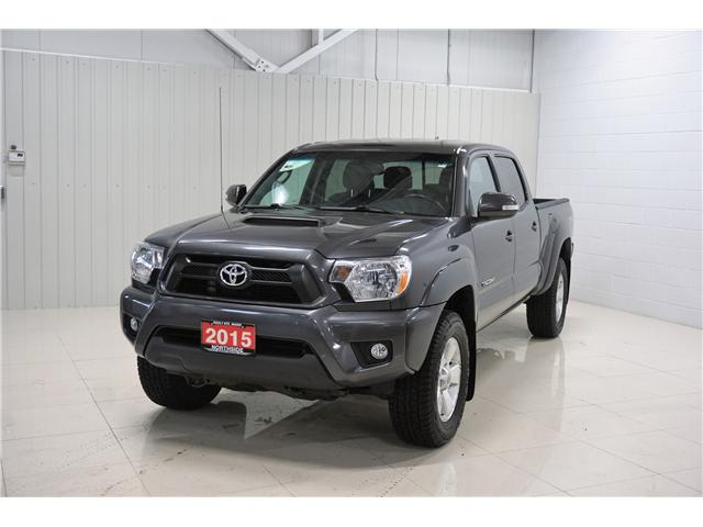 2015 Toyota Tacoma V6 (Stk: P5224) in Sault Ste. Marie - Image 1 of 16