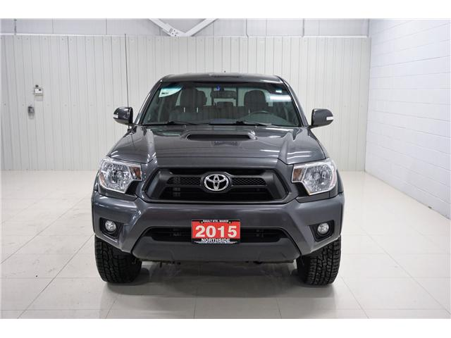 2015 Toyota Tacoma V6 (Stk: P5224) in Sault Ste. Marie - Image 2 of 16
