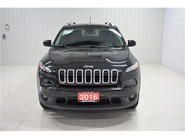 2016 Jeep Cherokee North (Stk: V19044A) in Sault Ste. Marie - Image 2 of 20