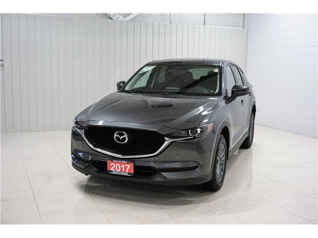 2017 Mazda CX-5 GX (Stk: MP0526) in Sault Ste. Marie - Image 1 of 18