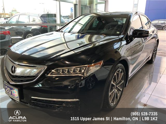2015 Acura TLX Tech (Stk: 1502502) in Hamilton - Image 2 of 17