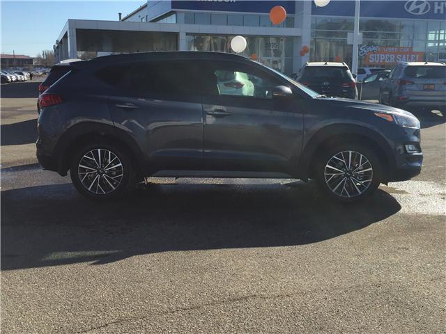 2019 Hyundai Tucson Luxury (Stk: 39159) in Saskatoon - Image 2 of 22