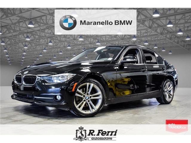2016 BMW 320i xDrive (Stk: U8342) in Woodbridge - Image 1 of 21