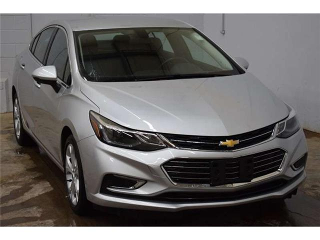 2017 Chevrolet Cruze PREMIER -HTD SEATS * BACKUP CAM * LEATHER (Stk: B3562) in Kingston - Image 2 of 30