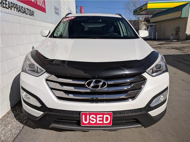 2013 Hyundai Santa Fe Sport 2.0T Premium (Stk: B11607A) in North Cranbrook - Image 2 of 20