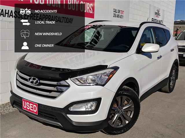 2013 Hyundai Santa Fe Sport 2.0T Premium (Stk: B11607A) in North Cranbrook - Image 1 of 20