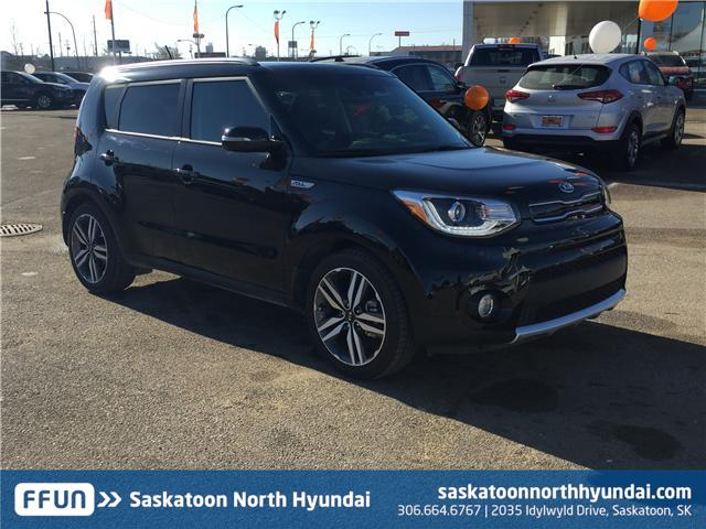 2017 Kia Soul EX Tech (Stk: B7266) in Saskatoon - Image 1 of 21