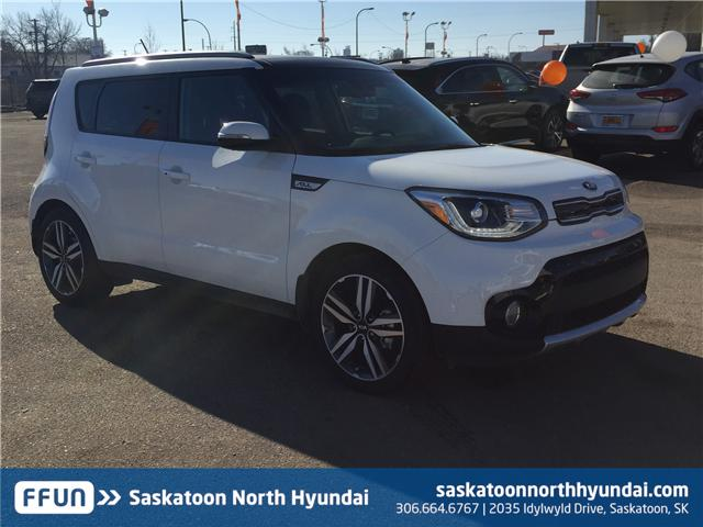 2017 Kia Soul EX Tech (Stk: B7265) in Saskatoon - Image 1 of 24