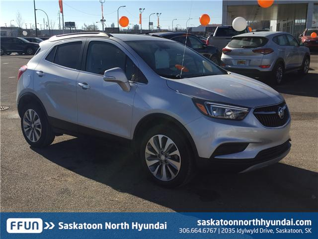 2018 Buick Encore Preferred (Stk: B7262) in Saskatoon - Image 1 of 24
