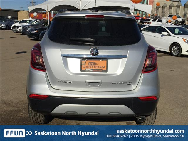 2018 Buick Encore Preferred (Stk: B7262) in Saskatoon - Image 4 of 24
