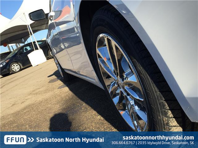 2017 Chevrolet Malibu 1LT (Stk: B7271) in Saskatoon - Image 11 of 25