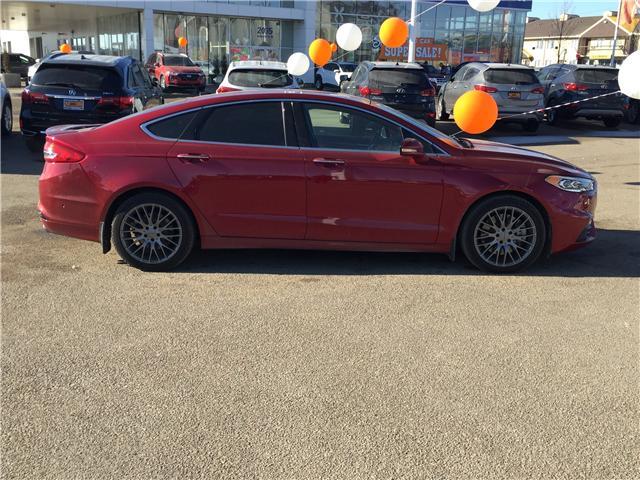 2017 Ford Fusion V6 Sport (Stk: B7264) in Saskatoon - Image 2 of 24