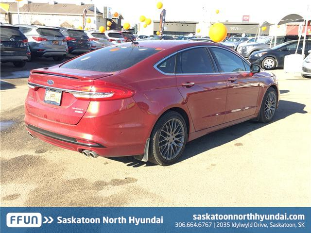 2017 Ford Fusion V6 Sport (Stk: B7264) in Saskatoon - Image 3 of 24