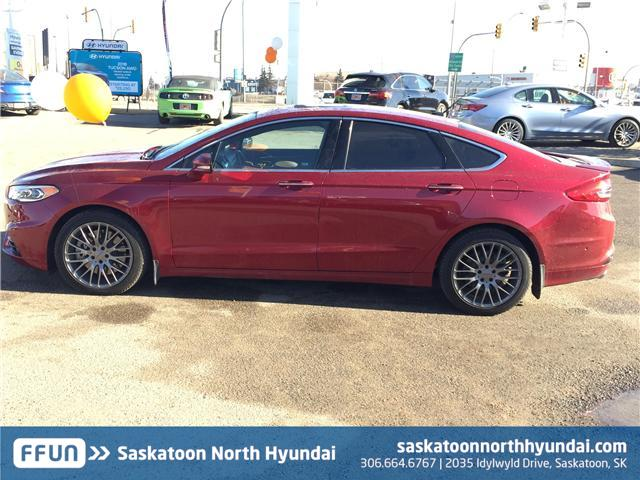 2017 Ford Fusion V6 Sport (Stk: B7264) in Saskatoon - Image 6 of 24