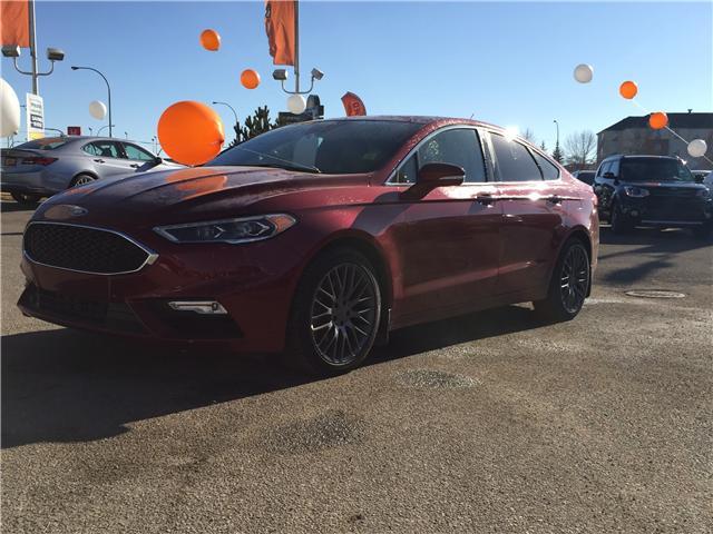 2017 Ford Fusion V6 Sport (Stk: B7264) in Saskatoon - Image 7 of 24