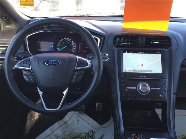 2017 Ford Fusion V6 Sport (Stk: B7264) in Saskatoon - Image 16 of 24