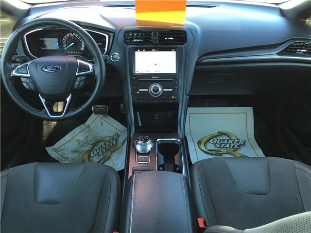 2017 Ford Fusion V6 Sport (Stk: B7264) in Saskatoon - Image 24 of 24