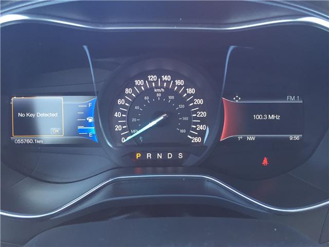 2017 Ford Fusion V6 Sport (Stk: B7264) in Saskatoon - Image 18 of 24