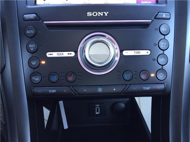 2017 Ford Fusion V6 Sport (Stk: B7264) in Saskatoon - Image 21 of 24