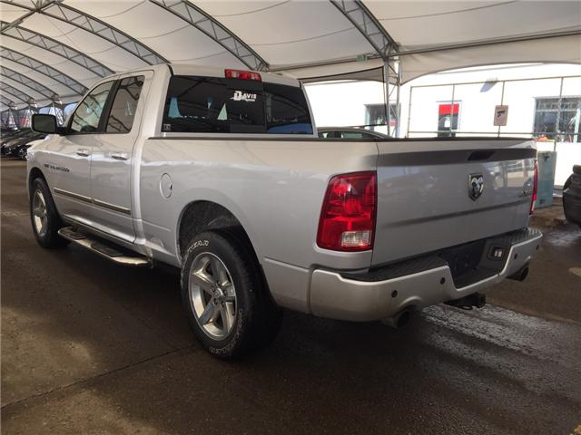2011 Dodge Ram 1500 Sport (Stk: 160745) in AIRDRIE - Image 4 of 18