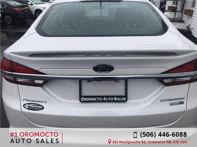 2018 Ford Fusion Titanium (Stk: 589) in Oromocto - Image 3 of 14