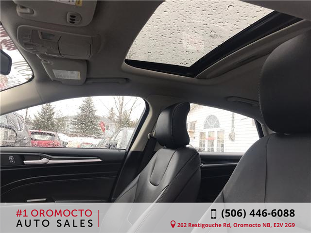 2018 Ford Fusion Titanium (Stk: 589) in Oromocto - Image 13 of 14