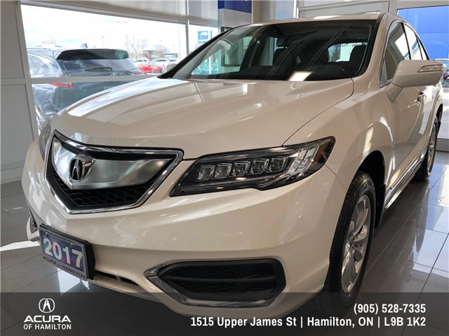 2017 Acura RDX Tech (Stk: 1713400) in Hamilton - Image 1 of 16