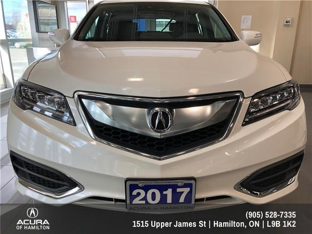 2017 Acura RDX Tech (Stk: 1713400) in Hamilton - Image 2 of 16