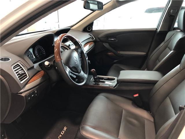 2017 Acura RDX Tech (Stk: 1713400) in Hamilton - Image 8 of 17