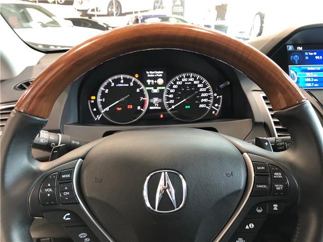 2017 Acura RDX Tech (Stk: 1713400) in Hamilton - Image 12 of 17