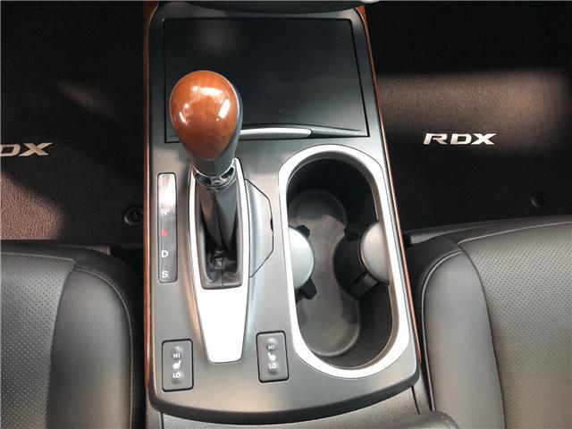 2017 Acura RDX Tech (Stk: 1713400) in Hamilton - Image 13 of 17