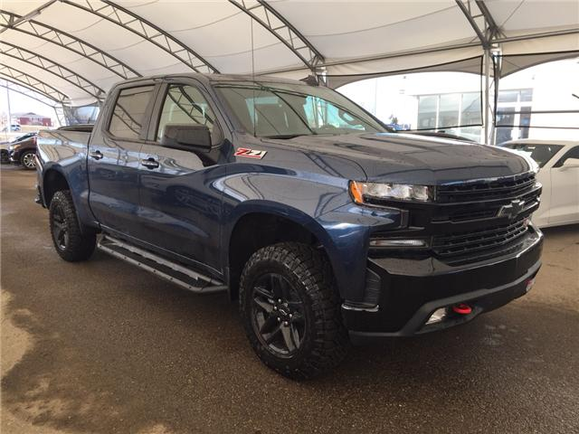 2019 Chevrolet Silverado 1500 LT Trail Boss (Stk: 172318) in AIRDRIE - Image 1 of 19