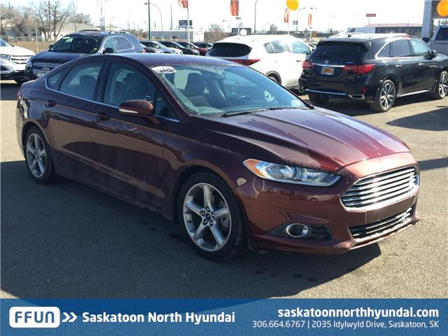 2015 Ford Fusion SE (Stk: B7285) in Saskatoon - Image 1 of 23