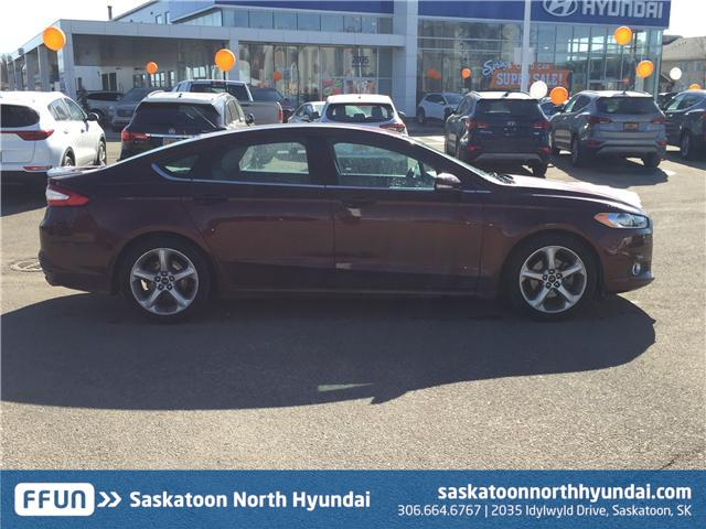 2015 Ford Fusion SE (Stk: B7285) in Saskatoon - Image 2 of 23