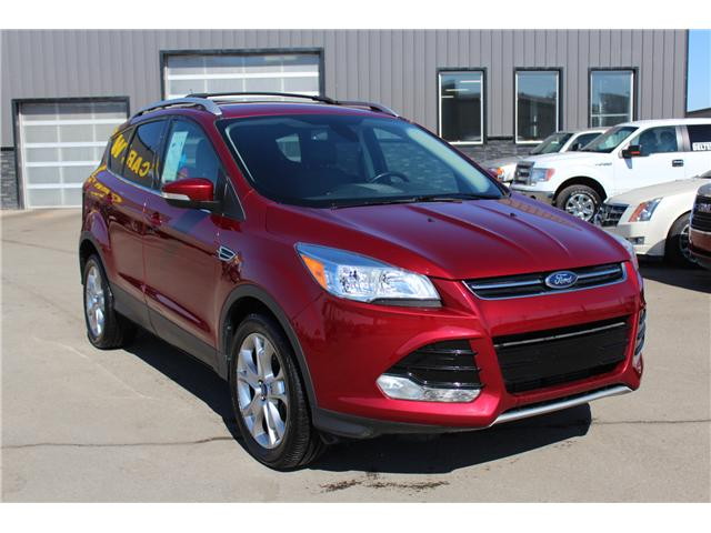 2014 Ford Escape Titanium (Stk: CC2450) in Regina - Image 1 of 21