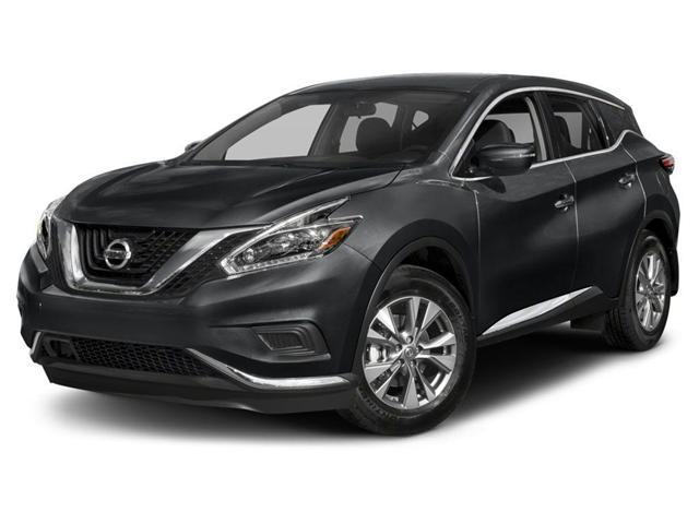 2018 Nissan Murano Midnight Edition (Stk: P0244) in Calgary - Image 1 of 9