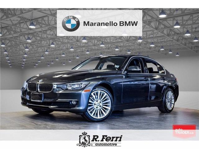 2015 BMW 320i xDrive (Stk: U8423) in Woodbridge - Image 1 of 22