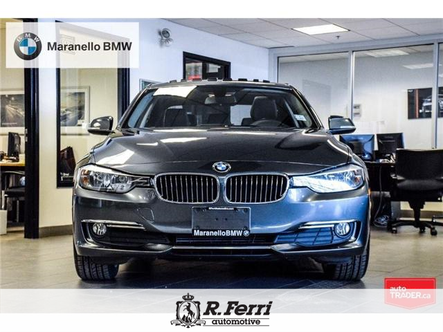 2015 BMW 320i xDrive (Stk: U8423) in Woodbridge - Image 2 of 22