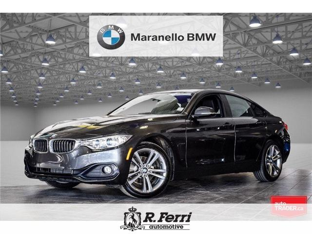 2016 BMW 428i xDrive Gran Coupe (Stk: U8424) in Woodbridge - Image 1 of 26
