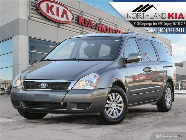 2011 Kia Sedona LX Convenience (Stk: 9SD7251A) in Calgary - Image 1 of 27