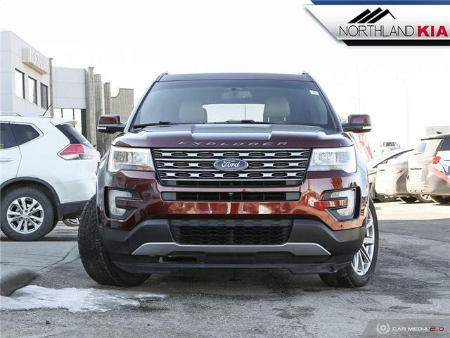 2016 Ford Explorer Limited (Stk: 9SR8521A) in Calgary - Image 2 of 28