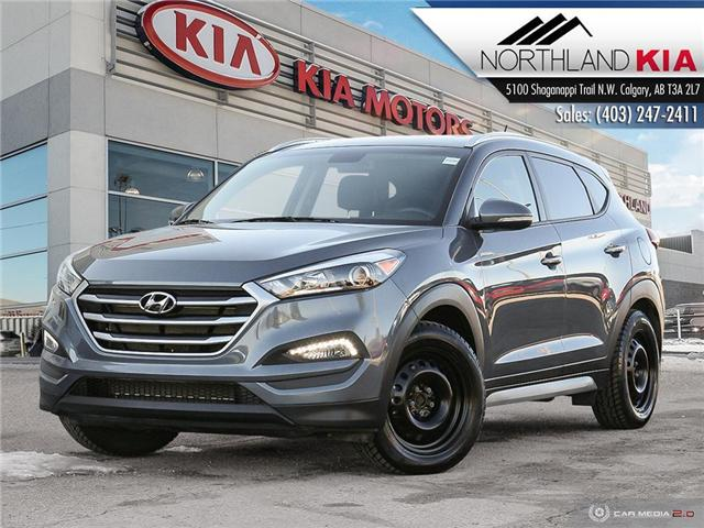 2017 Hyundai Tucson Base (Stk: 9SR8170A) in Calgary - Image 1 of 27