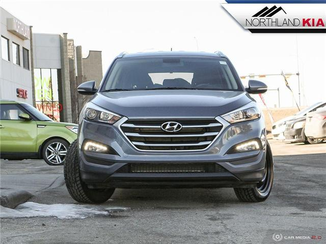 2017 Hyundai Tucson Base (Stk: 9SR8170A) in Calgary - Image 2 of 27