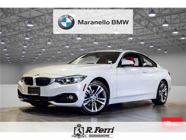 2016 BMW 428i xDrive (Stk: U8416) in Woodbridge - Image 1 of 23