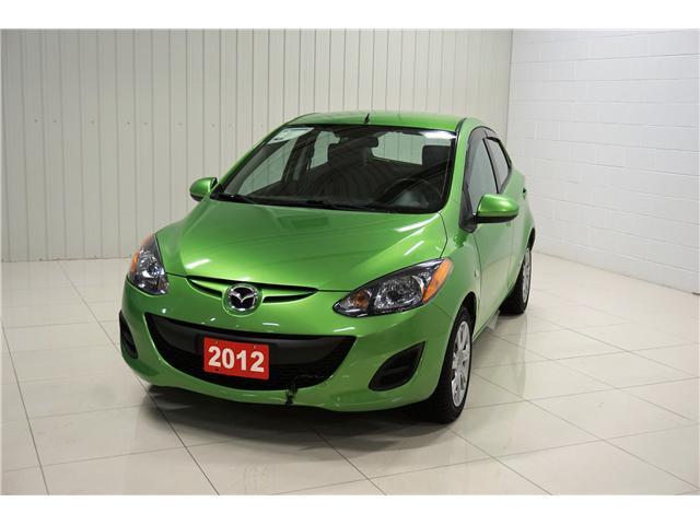 2012 Mazda Mazda2 GX (Stk: M19014A) in Sault Ste. Marie - Image 1 of 15