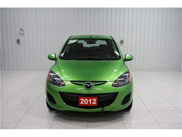 2012 Mazda Mazda2 GX (Stk: M19014A) in Sault Ste. Marie - Image 2 of 15