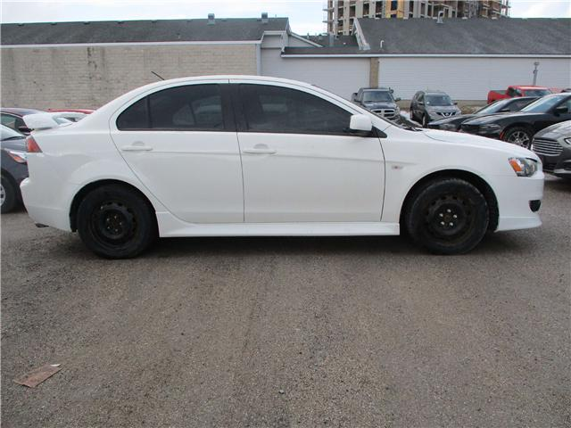 2014 Mitsubishi Lancer SE - HEATED SEATS * SUNROOF * CRUISE (Stk: B3293A) in Kingston - Image 1 of 1
