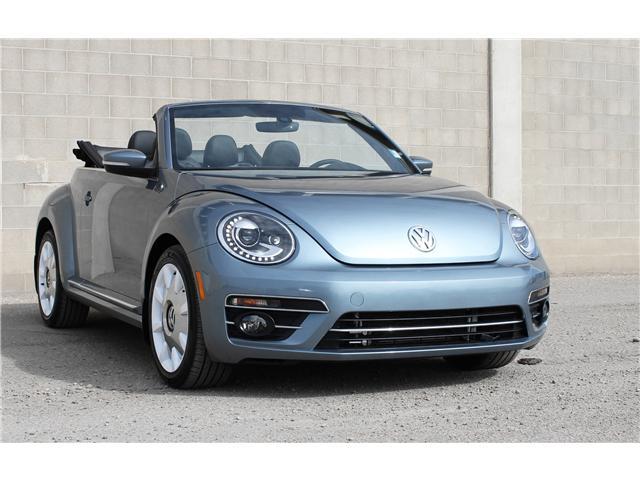 2019 Volkswagen Beetle Wolfsburg Edition (Stk: 69284) in Saskatoon - Image 1 of 21